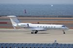 yabyanさんが、中部国際空港で撮影したウェルズ・ファーゴ・バンク・ノースウェスト G500/G550 (G-V)の航空フォト(飛行機 写真・画像)