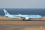 ドラパチさんが、中部国際空港で撮影した大韓航空 787-9の航空フォト(飛行機 写真・画像)