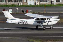 Echo-Kiloさんが、調布飛行場で撮影した共立航空撮影 182S Skylaneの航空フォト(飛行機 写真・画像)