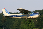 Echo-Kiloさんが、調布飛行場で撮影した東京航空 172P Skyhawk IIの航空フォト(飛行機 写真・画像)