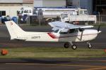 Echo-Kiloさんが、調布飛行場で撮影した東京航空 172P Skyhawkの航空フォト(飛行機 写真・画像)