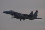 木人さんが、茨城空港で撮影したアメリカ空軍 F-15C-31-MC Eagleの航空フォト(飛行機 写真・画像)