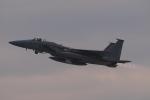 木人さんが、茨城空港で撮影したアメリカ空軍 F-15C-35-MC Eagleの航空フォト(飛行機 写真・画像)