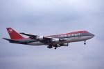 kumagorouさんが、成田国際空港で撮影したノースウエスト航空 747-227Bの航空フォト(飛行機 写真・画像)