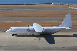 じゃりんこさんが、中部国際空港で撮影したリンデン・エアカーゴ L-100-30 Herculesの航空フォト(飛行機 写真・画像)