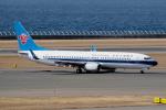 yabyanさんが、中部国際空港で撮影した中国南方航空 737-86Nの航空フォト(飛行機 写真・画像)