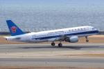 yabyanさんが、中部国際空港で撮影した中国南方航空 A320-214の航空フォト(飛行機 写真・画像)