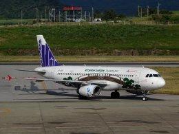 frankさんが、新石垣空港で撮影した香港エクスプレス A320-232の航空フォト(飛行機 写真・画像)