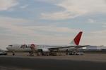 matsuさんが、羽田空港で撮影した日本航空 767-346/ERの航空フォト(写真)