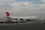 matsuさんが、羽田空港で撮影した日本航空 747-446Dの航空フォト(写真)