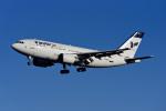 Frankspotterさんが、フランクフルト国際空港で撮影したイラン航空 A310-304の航空フォト(飛行機 写真・画像)