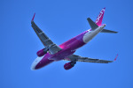 we love kixさんが、関西国際空港で撮影したピーチ A320-214の航空フォト(飛行機 写真・画像)