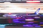 あっくんkczさんが、羽田空港で撮影した全日空 787-9の航空フォト(飛行機 写真・画像)