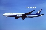 tassさんが、成田国際空港で撮影した全日空 777-281の航空フォト(飛行機 写真・画像)