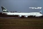 tassさんが、成田国際空港で撮影したパキスタン国際航空 747-217Bの航空フォト(飛行機 写真・画像)