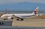 SKY TEAM B-6053さんが、中部国際空港で撮影した金鹿航空 787-8 Dreamlinerの航空フォト(飛行機 写真・画像)