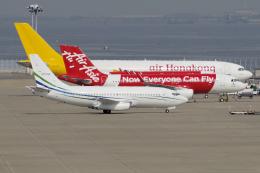yabyanさんが、中部国際空港で撮影したジェット・コネクションズ 737-2V6/Advの航空フォト(飛行機 写真・画像)