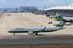 PW4090さんが、関西国際空港で撮影したエバー航空 A321-211の航空フォト(飛行機 写真・画像)