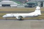 KAKOさんが、名古屋飛行場で撮影した国土交通省 航空局 YS-11-118の航空フォト(飛行機 写真・画像)