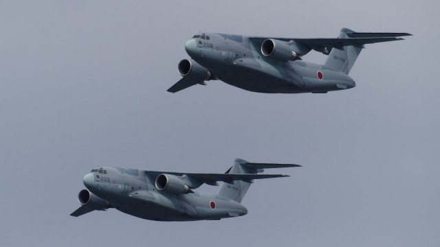 ケイエスワルツオーさんが、朝霞駐屯地で撮影した航空自衛隊 C-2の航空フォト(飛行機 写真・画像)