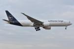 Izumixさんが、成田国際空港で撮影したルフトハンザ・カーゴ 777-FBTの航空フォト(飛行機 写真・画像)