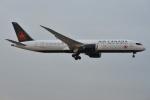 Izumixさんが、成田国際空港で撮影したエア・カナダ 787-9の航空フォト(飛行機 写真・画像)