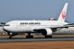 k-spotterさんが、伊丹空港で撮影した日本航空 777-246の航空フォト(飛行機 写真・画像)