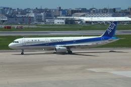 TOPAZ102さんが、福岡空港で撮影した全日空 A321-131の航空フォト(飛行機 写真・画像)