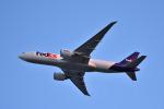we love kixさんが、関西国際空港で撮影したフェデックス・エクスプレス 777-FS2の航空フォト(飛行機 写真・画像)