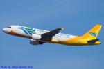 Chofu Spotter Ariaさんが、成田国際空港で撮影したセブパシフィック航空 A320-214の航空フォト(飛行機 写真・画像)