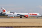 Chofu Spotter Ariaさんが、成田国際空港で撮影したタイ・ライオン・エア A330-941の航空フォト(飛行機 写真・画像)
