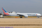 Chofu Spotter Ariaさんが、成田国際空港で撮影したアメリカン航空 777-323/ERの航空フォト(飛行機 写真・画像)