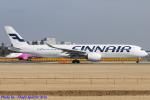 Chofu Spotter Ariaさんが、成田国際空港で撮影したフィンエアー A350-941の航空フォト(飛行機 写真・画像)