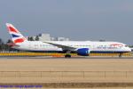 Chofu Spotter Ariaさんが、成田国際空港で撮影したブリティッシュ・エアウェイズ 787-9の航空フォト(飛行機 写真・画像)