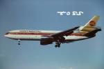 tassさんが、成田国際空港で撮影したコンチネンタル航空 DC-10-30の航空フォト(飛行機 写真・画像)