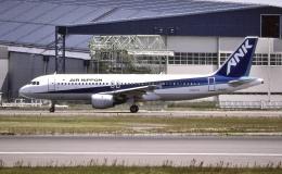 @たかひろさんが、伊丹空港で撮影したエアーニッポン A320-211の航空フォト(飛行機 写真・画像)