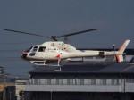 otromarkさんが、八尾空港で撮影した中日本航空 AS355F2 Ecureuil 2の航空フォト(飛行機 写真・画像)