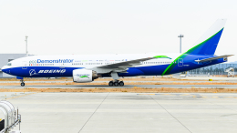 pinama9873さんが、関西国際空港で撮影したボーイング・キャピタル 777-2J6の航空フォト(飛行機 写真・画像)