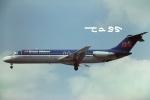 tassさんが、ロンドン・ヒースロー空港で撮影したbmi DC-9-32の航空フォト(飛行機 写真・画像)