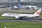 T.Kawaseさんが、羽田空港で撮影した日本航空 767-346/ERの航空フォト(飛行機 写真・画像)
