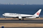 T.Kawaseさんが、羽田空港で撮影した日本航空 767-346の航空フォト(飛行機 写真・画像)