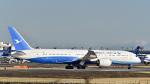 パンダさんが、成田国際空港で撮影した厦門航空 787-9の航空フォト(飛行機 写真・画像)