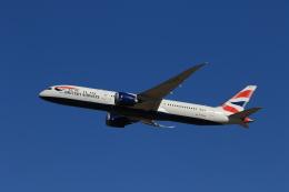 マーサさんが、成田国際空港で撮影したブリティッシュ・エアウェイズ 787-9の航空フォト(飛行機 写真・画像)