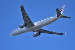 we love kixさんが、関西国際空港で撮影した中国東方航空 A330-343Xの航空フォト(飛行機 写真・画像)