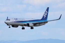 kunimi5007さんが、仙台空港で撮影した全日空 737-881の航空フォト(飛行機 写真・画像)