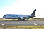 ちかぼーさんが、ダニエル・K・イノウエ国際空港で撮影したアマゾン・プライム・エア 767-306/ER-BDSFの航空フォト(飛行機 写真・画像)