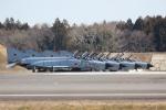 宮崎 育男さんが、茨城空港で撮影した航空自衛隊 F-4EJ Kai Phantom IIの航空フォト(飛行機 写真・画像)
