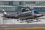 まんぼ しりうすさんが、東京ヘリポートで撮影した警視庁 A109S Trekkerの航空フォト(飛行機 写真・画像)