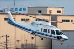 まんぼ しりうすさんが、浦安ヘリポートで撮影したエクセル航空 S-76A+の航空フォト(飛行機 写真・画像)