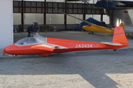 MOR1(新アカウント)さんが、霧ヶ峰滑空場で撮影した日本個人所有 ASK 13 Jubiの航空フォト(飛行機 写真・画像)